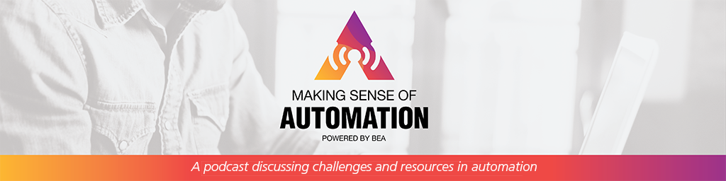 Making Sense of Automation Banner